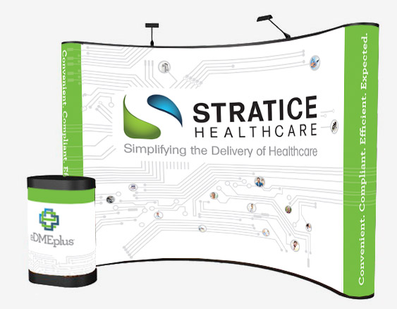 Stratice Booth